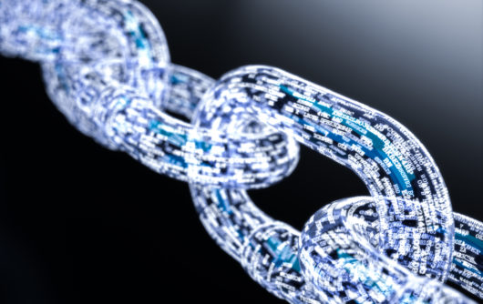 Blockchain organiseren voor financials
