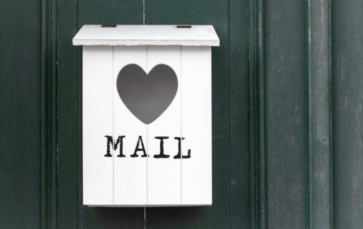 Elke dag uw mailbox leeg
