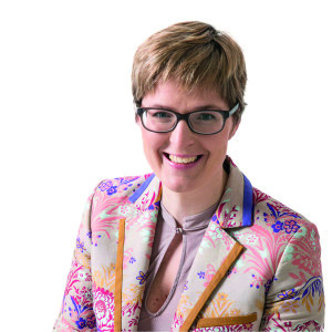 Elke Van Hoof – Trainer IFBD