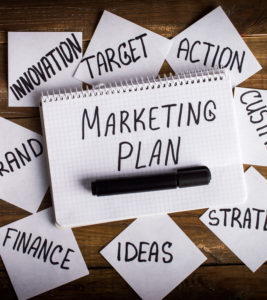 Het strategische marketing plan