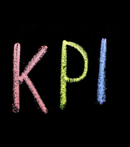Werken met KPI's – key performance indicators