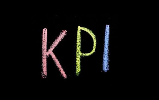 Werken met KPI's – key performance indicators