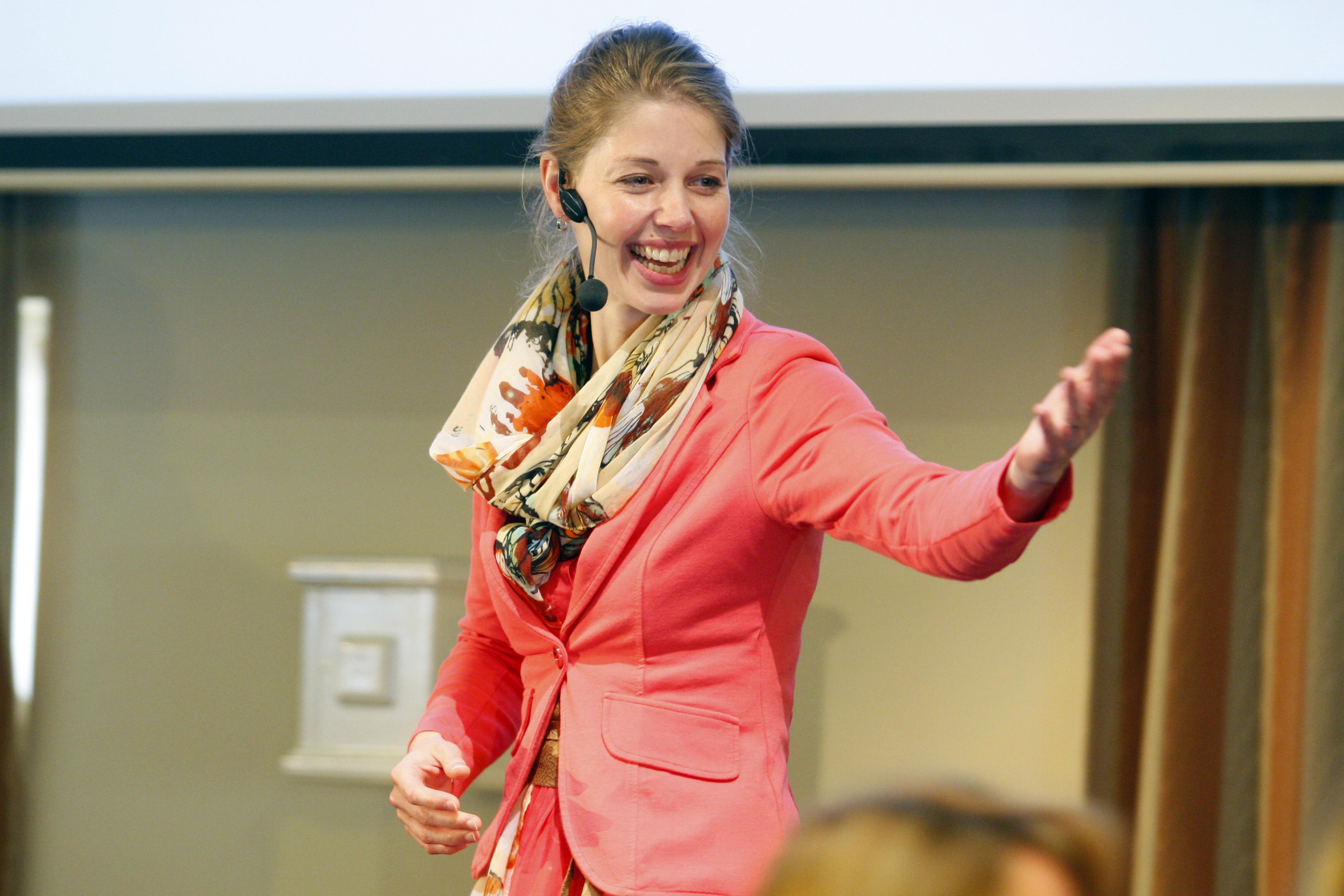 Marleen Kruyswijk - Trainer IFBD