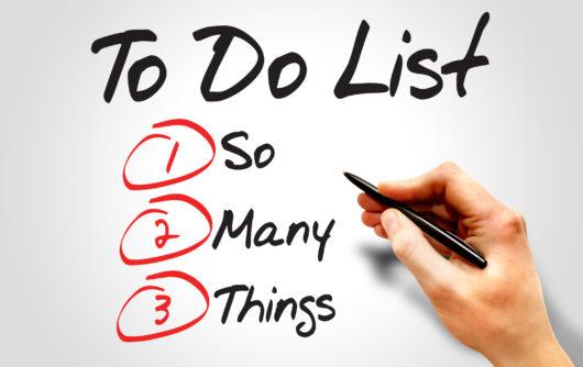 Master your TODO list – plus de succès avec moins de travail