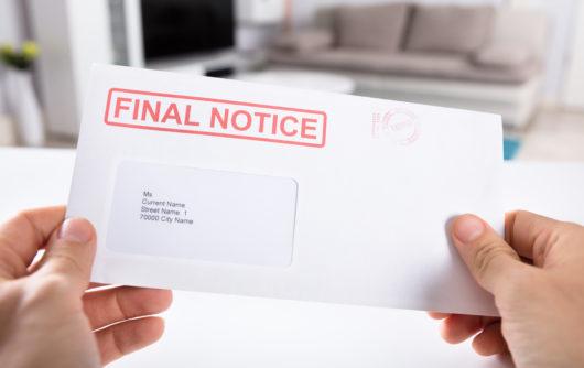 Rédiger des lettres de rappel avec impact