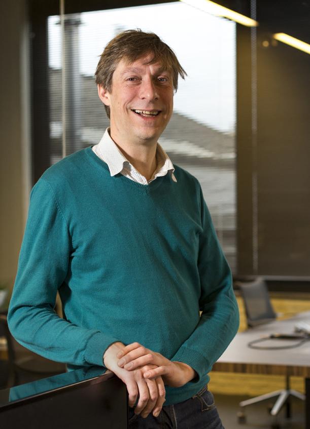Kristof Vanderbist - Trainer IFBD