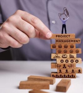 Waar is de project manager toch mee bezig?