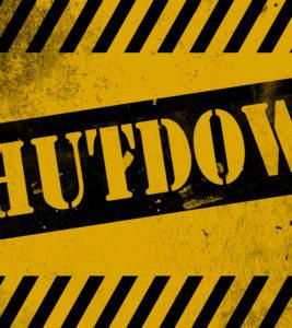 Shutdown planning