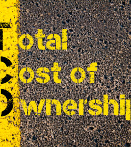TCO – total cost of ownership