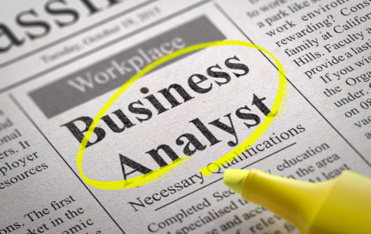 Uw rol als Business analist